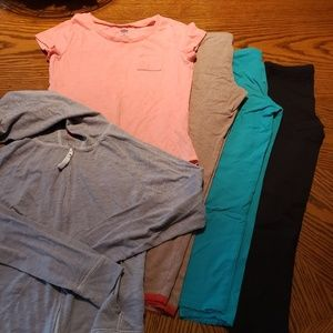 Girls size 8 Old Navy lot